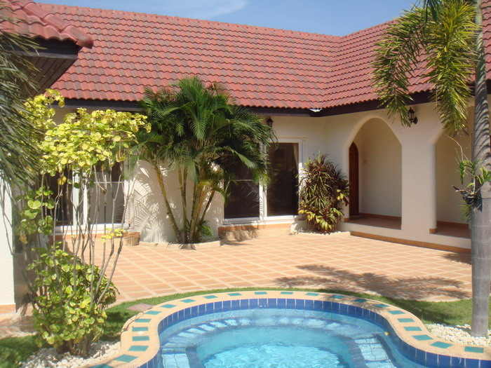 Very Beautiful Property House for Rent, East Pattaya