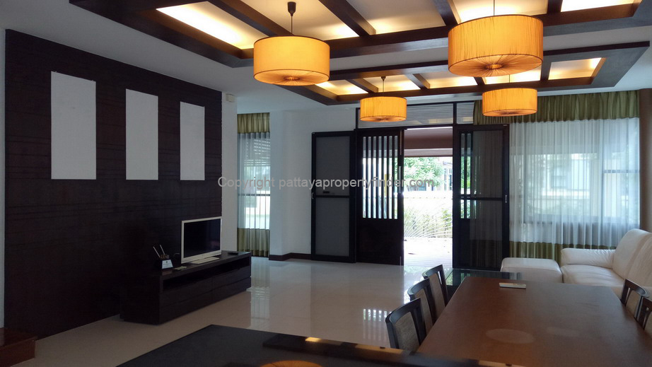 Private Pool House For Rent in East Pattaya