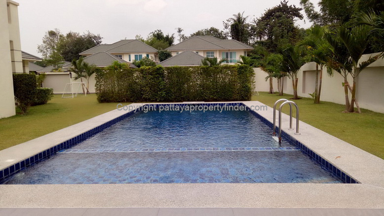 NEW Executive Homes for Rent in East Pattaya Thailand