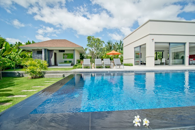 Modern Villa for Sale in Pong East Pattaya, Thailand